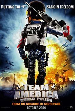 Отряд Америка: всемирная полиция
