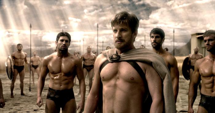 Дэвид Венам в фильме 300 спартанцев 2: Расцвет империи.