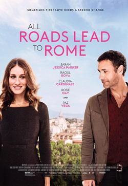 Римские свидания, Все дороги ведут в Рим