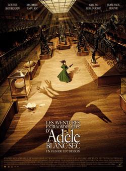 Невероятные приключения Адели Блан-Сек