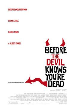 Игры дьявола, Пока дьявол не узнал, что ты мёртв