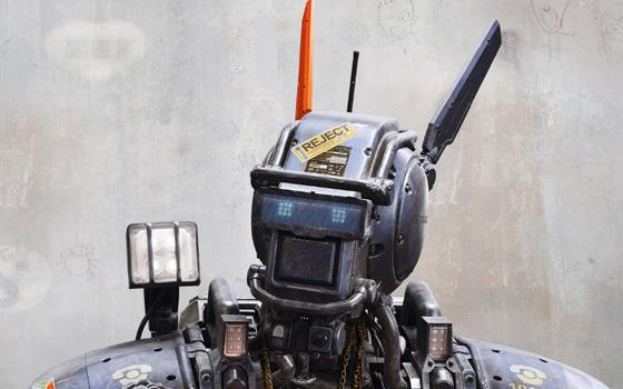 Робот по имени Чаппи, трейлеры