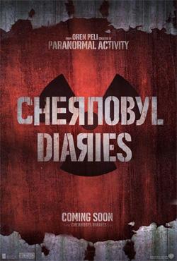 Запретная зона, Чернобыльские дневники