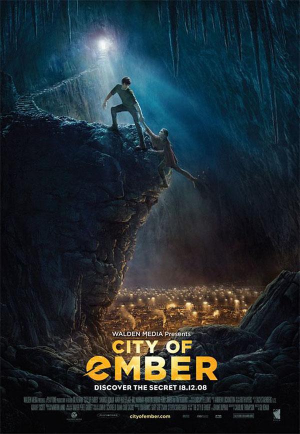 Скоро на экранах: Город Эмбер-Побег