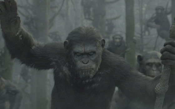 Планета обезьян 2: Революция, трейлеры