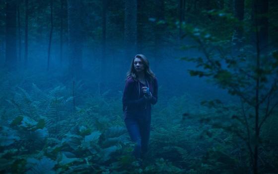 Лес призраков, трейлеры