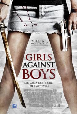 Девочки против мальчиков