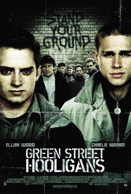 Хулиганы, Green Street Hooligans, постеры