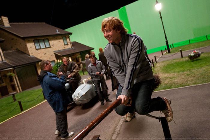 """Все, что осталось за кадром """"Гарри Поттера&quot."""
