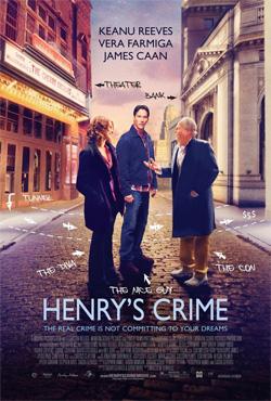 Криминальная фишка Генри