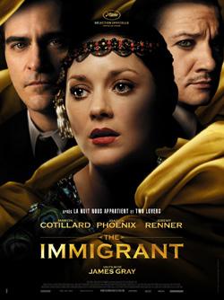 Роковая страсть, Иммигрантка