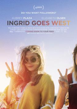 Ингрид едет на запад