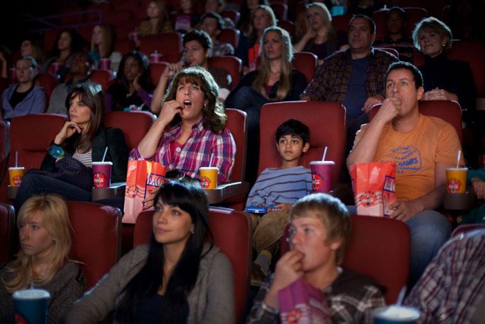 Топ 5: самые успешные фильмы с Адамом Сэндлером