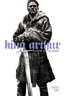 Меч короля Артура, Рыцари круглого стола: Король Артур
