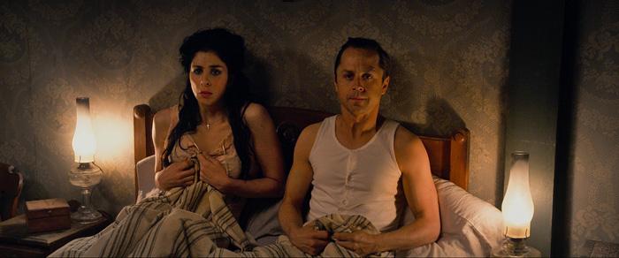 Джованни Рибизи в фильме Миллион способов потерять голову.