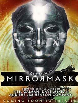 Зеркальная маска
