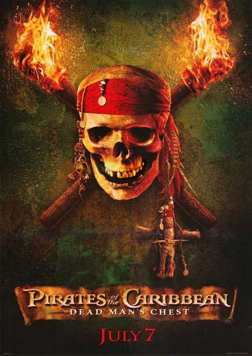 Трейлер Пираты Карибского моря: Сундук мертвеца (Pirates of the Caribbean Dead Man s Chest )