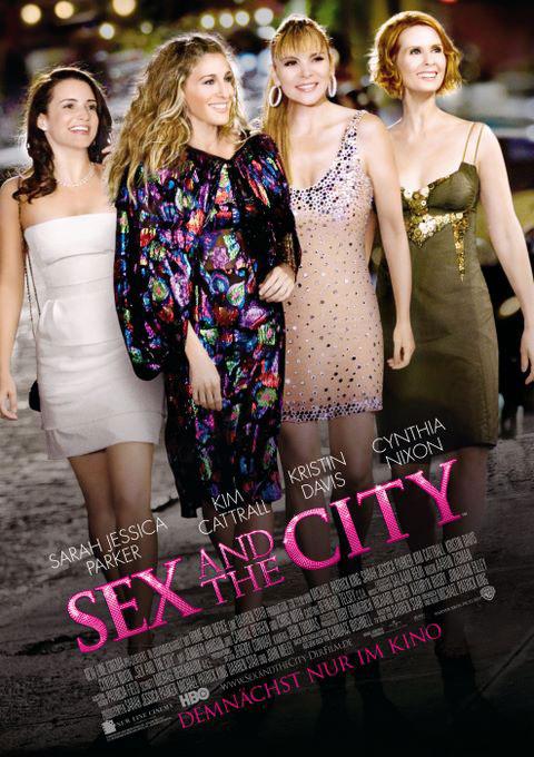 Секс в большом городе 1998 - 2004 - профессиональный