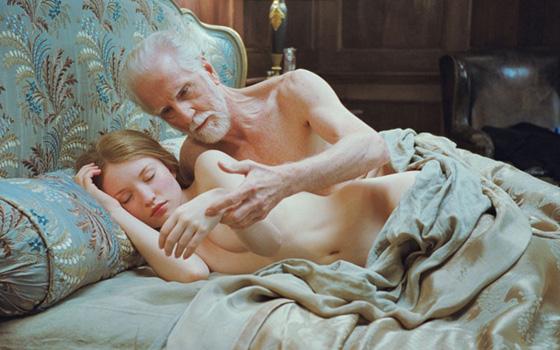 Эротика спящая мать