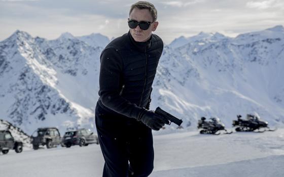 007: СПЕКТР, трейлеры