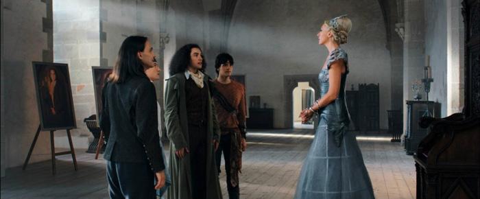 Кристина Орбакайте в фильме Тайна четырёх принцесс.