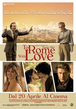 Римские приключения, В Рим с любовью