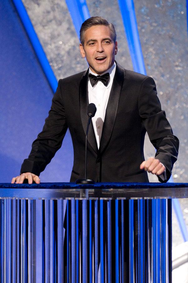 Джордж Клуни, фото.