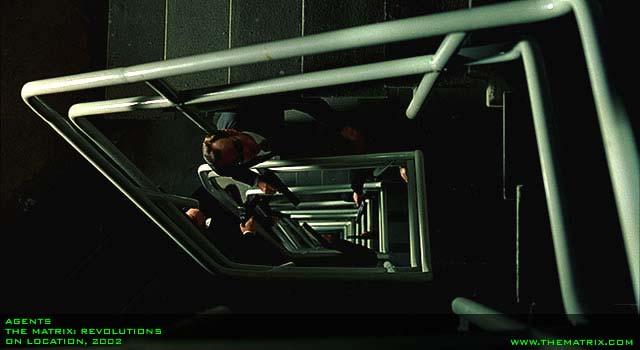 Матрица : Фотогалерея кадров из фильма Матрица: Революция