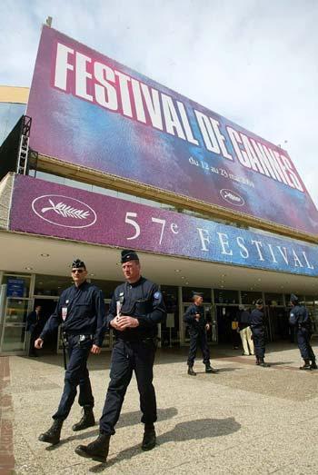 57й международный кинофестиваль в Каннах