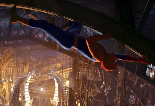 Человек-паук: Человек-паук 2