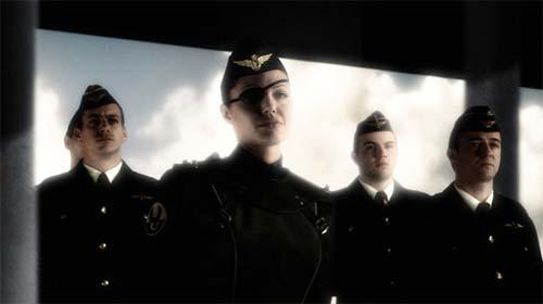 Небесный капитан или мир будущего ( Sky Captain and the World of Tomorrow )