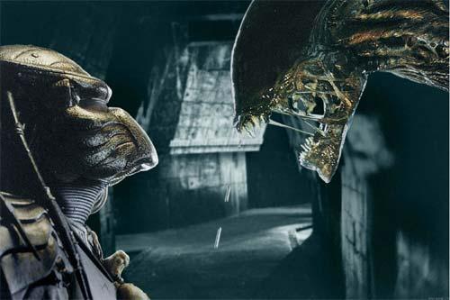 Чужой против Хищника ( Alien vs Predator , AVP)