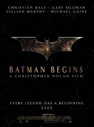 Бэтман: Бэтмэн: начало