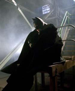Бэтмэн: начало