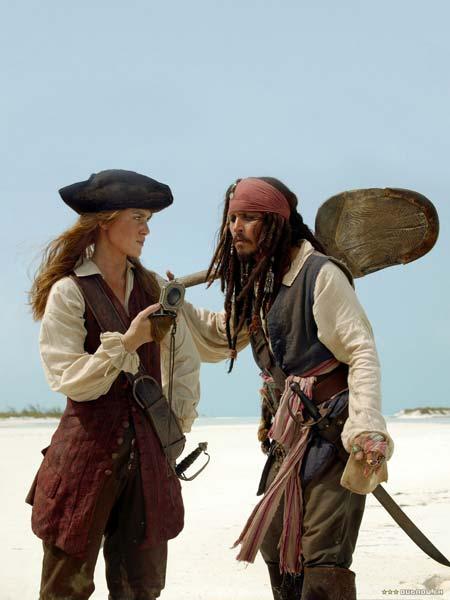 Пираты Карибского моря: Пираты Карибского моря 2