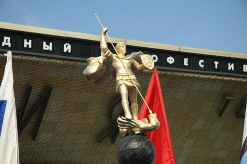 ММКФ 2020: Ковровая дорожка открытия ММКФ-2006