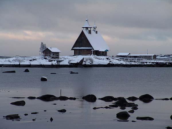 Остров .  фото ©  Кино России