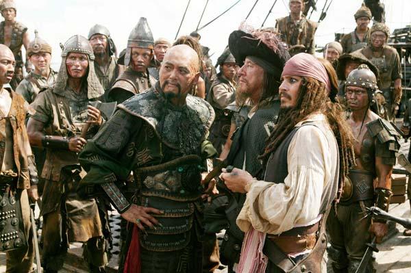 Пираты Карибского моря: Пираты Карибского моря 3: На краю света