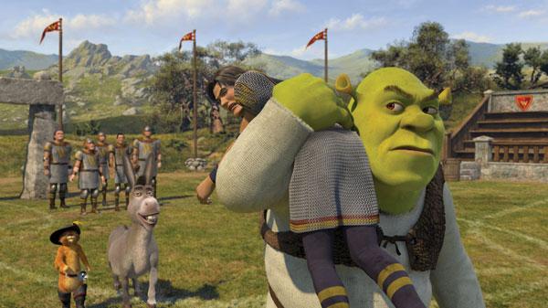 Шрек и все-все-все: Шрэк Третий (Shrek the Third)
