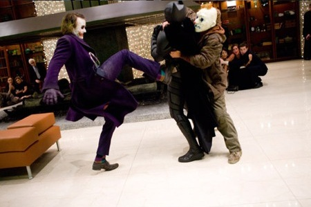 Бэтман: Бэтман: Темный рыцарь