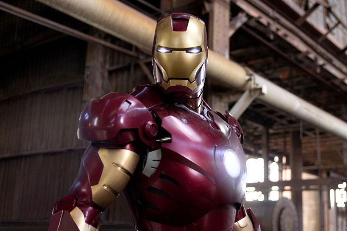 Железный человек: Железный человек