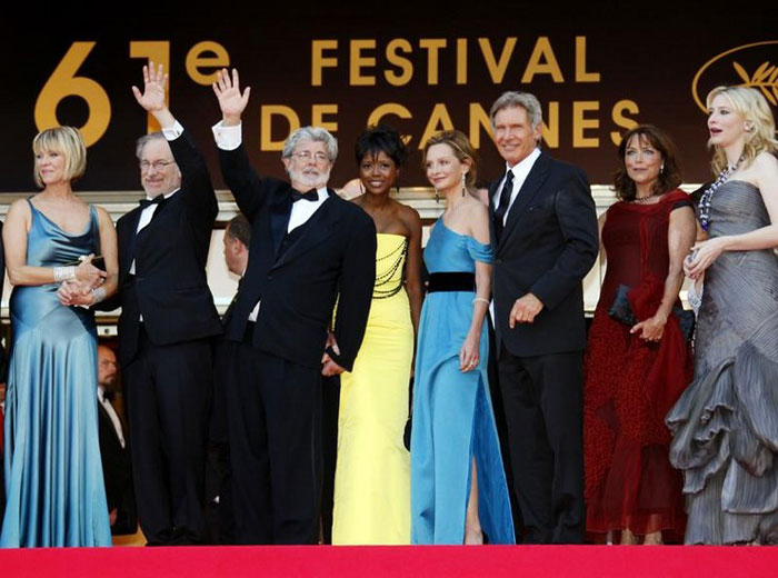 Каннский кинофестиваль: Канны 2008, день за днём