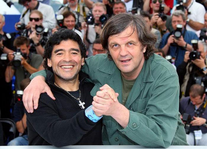 Каннский кинофестиваль: Канны 2008, день за днём.  Диего Марадона и  Эмир Кустурица