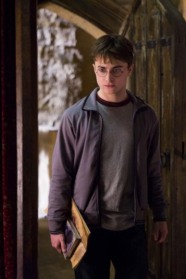 Гарри Поттер: Гарри Поттер и принц-полукровка