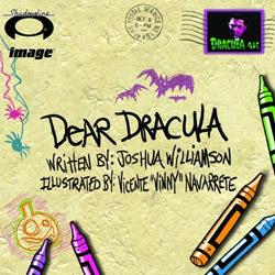 письмо Дракуле