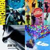 Саундтреки весны: «Вверх», «Хранители», «Рок-волна»