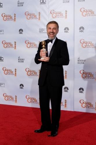 Золотой глобус: Золотой глобус 2010.  Кристоф Вальц