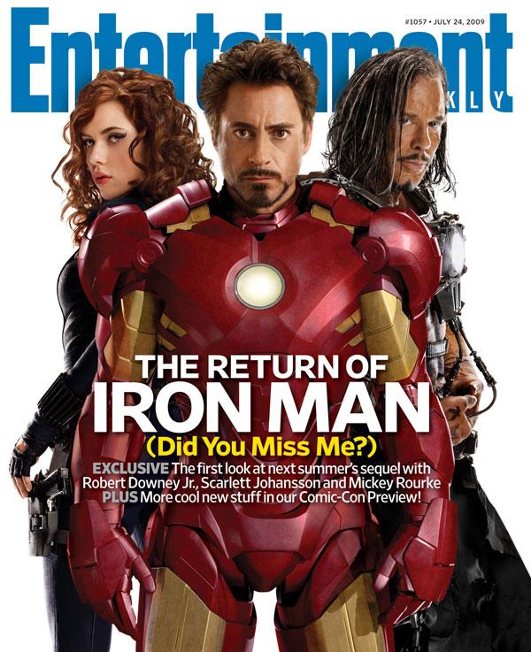 Железный человек: Железный человек 2