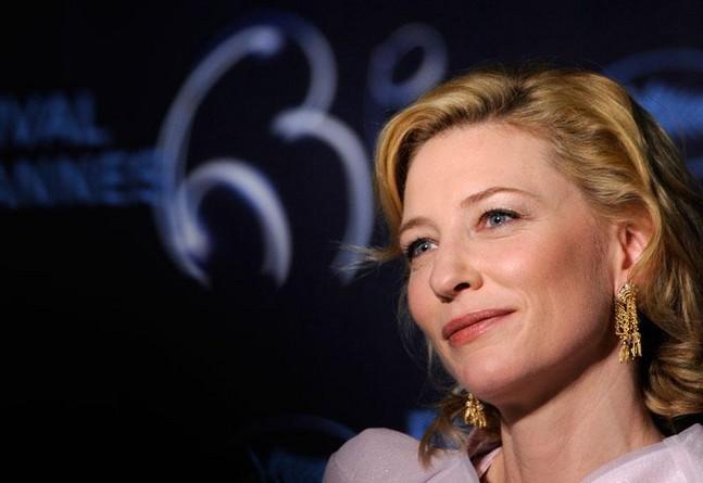 Каннский кинофестиваль: Канны 2010.   Кейт Бланшетт
