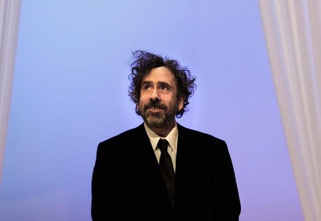 Каннский кинофестиваль: Канны 2010.   Тим Бёртон